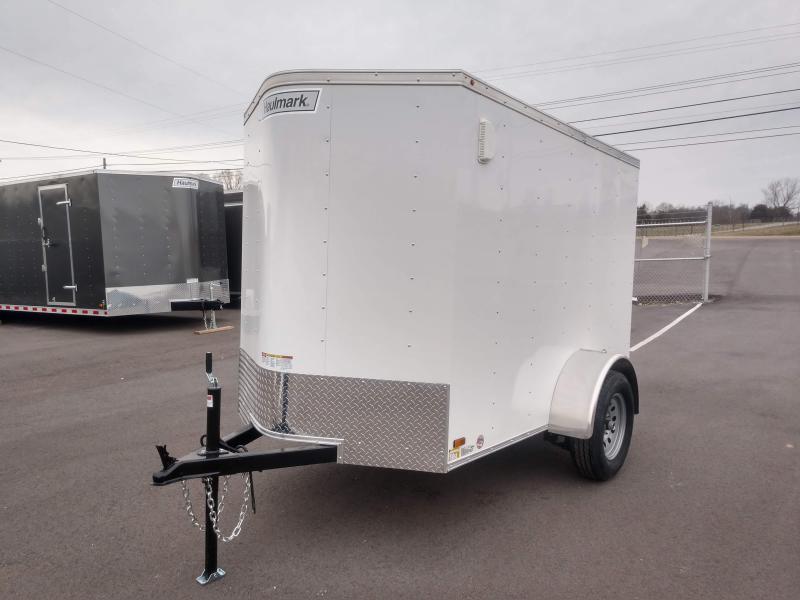 2020 Haulmark Passport PP58S2-D 5x8 Enclosed Cargo Trailer