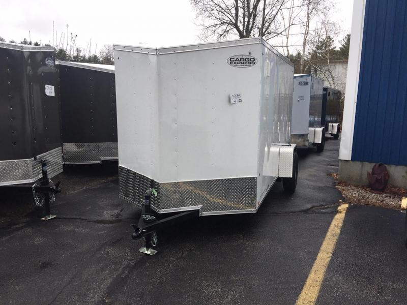 2020 Cargo Express EXDLX Enclosed Cargo Trailer