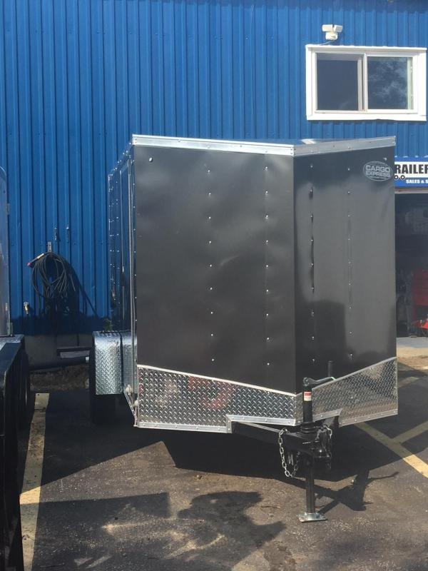 2019 Cargo Express EXDLX Enclosed Cargo Trailer