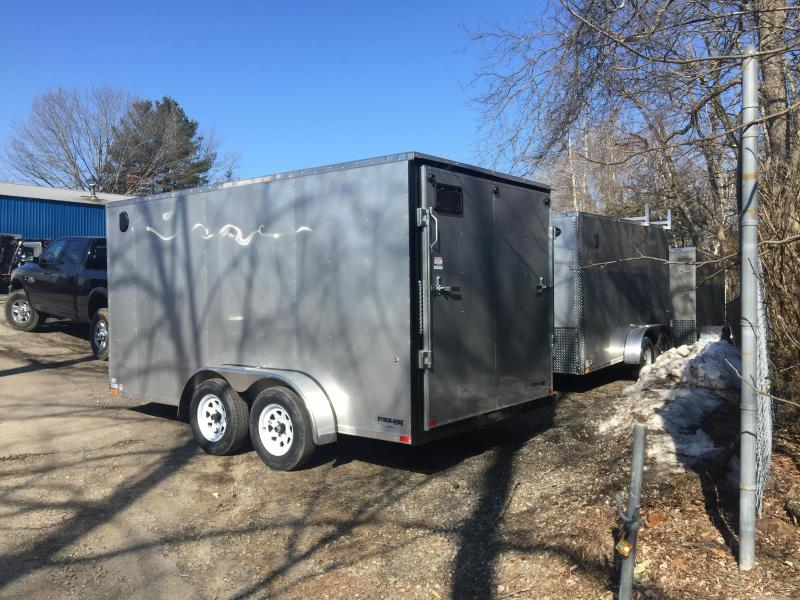 2019 Integrity Trailers ww7x14 Enclosed Cargo Trailer