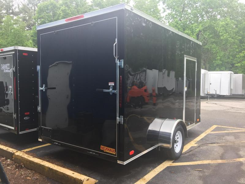 2019 Nexhaul Bullet 7x12 Enclosed Cargo Trailer