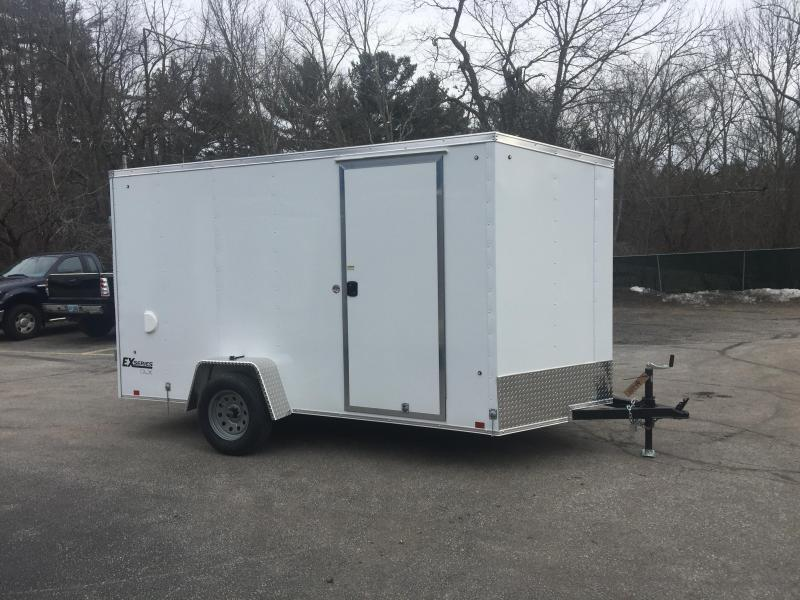 2018 Cargo Express Ex Cargo Deluxe Cargo / Enclosed Trailer