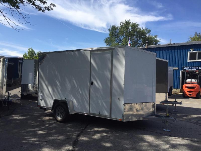 Steadfast Enclosed Cargo Trailer 6x12