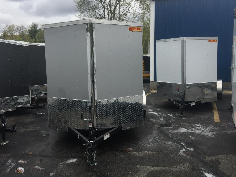 2019 Nexhaul Bullet 6x10 Enclosed Cargo Trailer