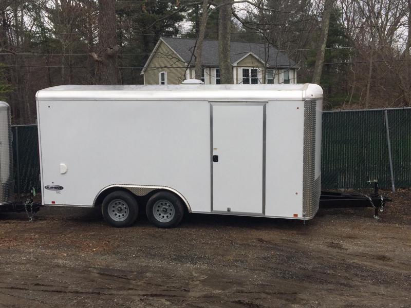 2020 Look Trailers ERLC85x16 Enclosed Cargo Trailer