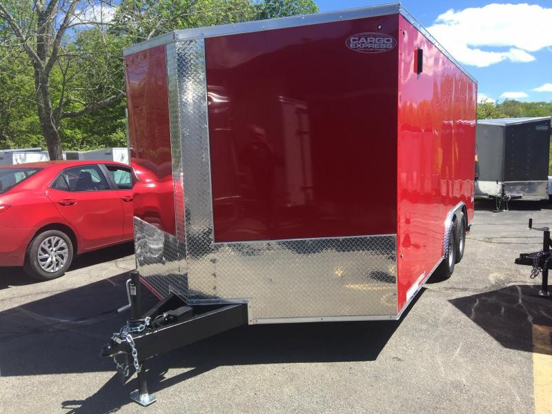 2020 Cargo Express XLWSE Enclosed Cargo Trailer