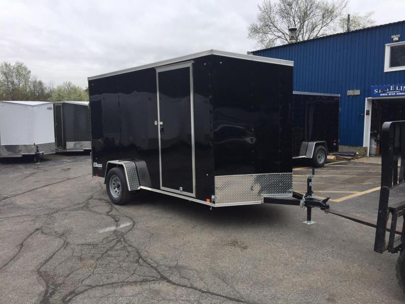 2020 Cargo Express EXDLX Enclosed Cargo Trailer