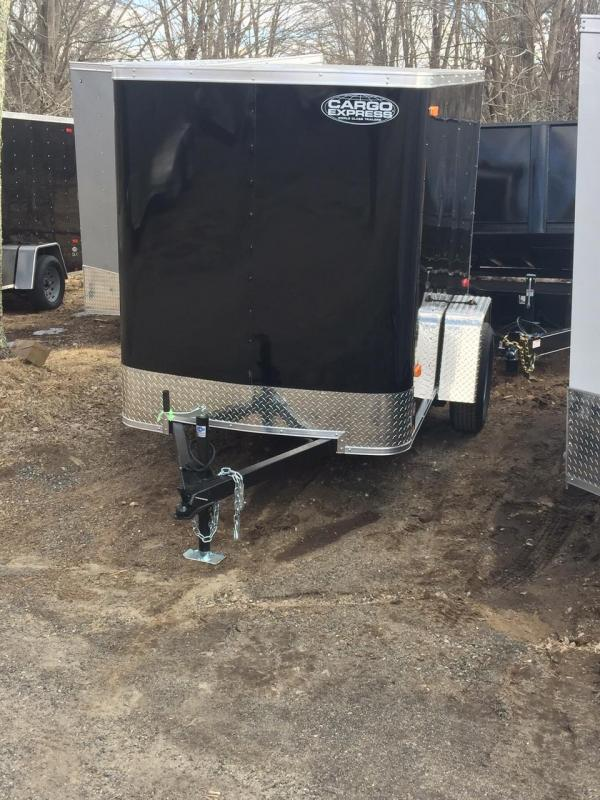 2020 Cargo Express EX5x8 Enclosed Cargo Trailer