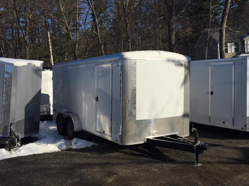 2018 Cargo Express Xlr Roundtop Se Cargo  Cargo / Enclosed Trailer