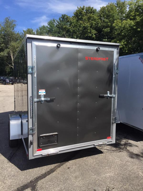 Steadfast SF6x12SE2 Enclosed Cargo Trailer