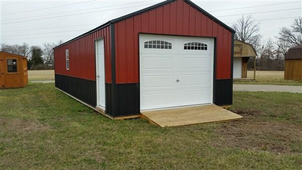 14 X 36 Garage