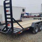 New 2019 Maxwell 83.5 x 22 Skidsteer/ Flatbed/ Equipment Trailer