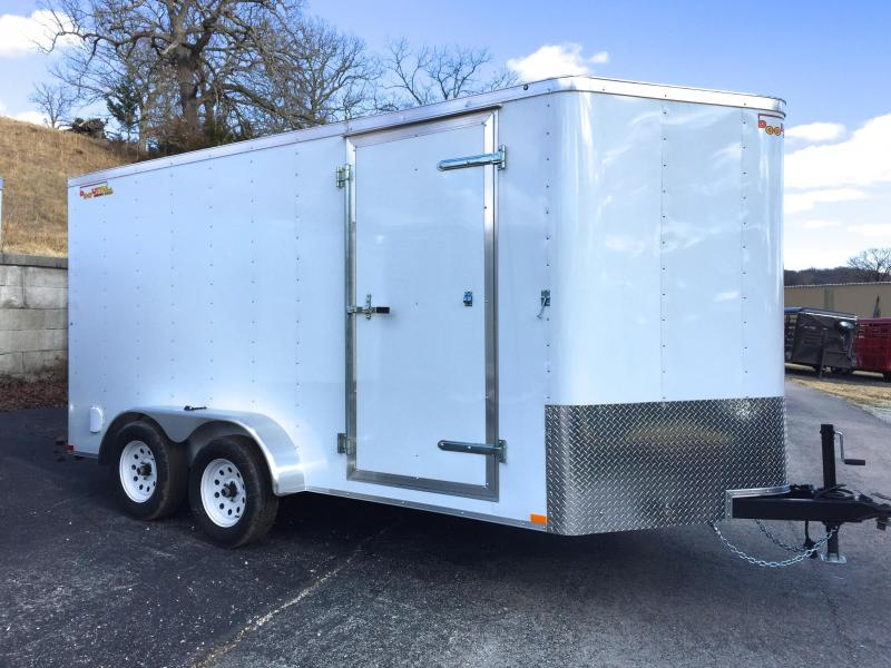 2017 Doolittle Trailer Mfg 14