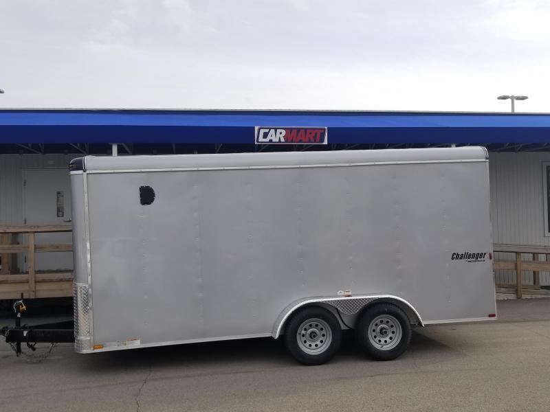 2018 Homesteader Inc. 716CT Enclosed Cargo Trailer