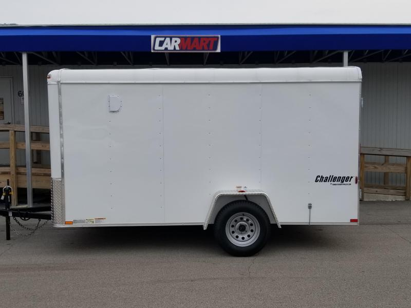 2018 Homesteader Inc. 612CS Enclosed Cargo Trailer