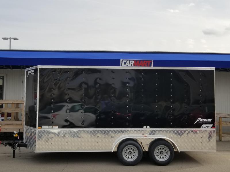 2018 Homesteader Inc. 716PT Enclosed Cargo Trailer