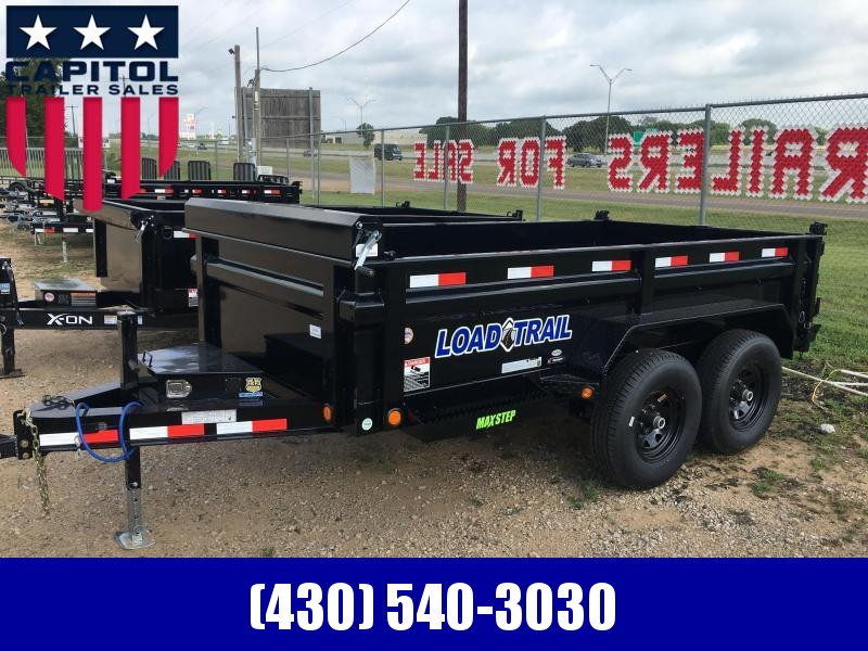2020 Load Trail DT10 72 x 12 Dump Trailer