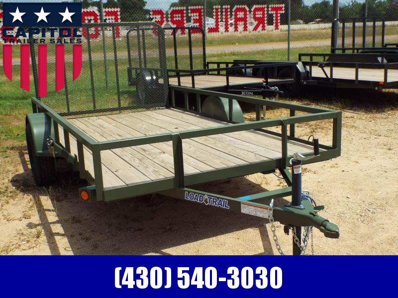 2019 Load Trail SE03 - Single Axle  77 x 12 Utility Trailer