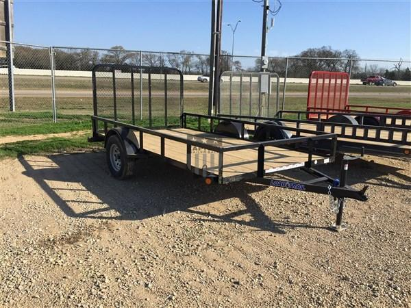2018 Load Trail SE7712 Utility Trailer