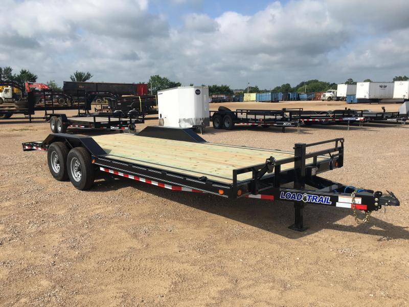2019 Load Trail CH14 Carhauler 102 x 22 Car / Racing Trailer
