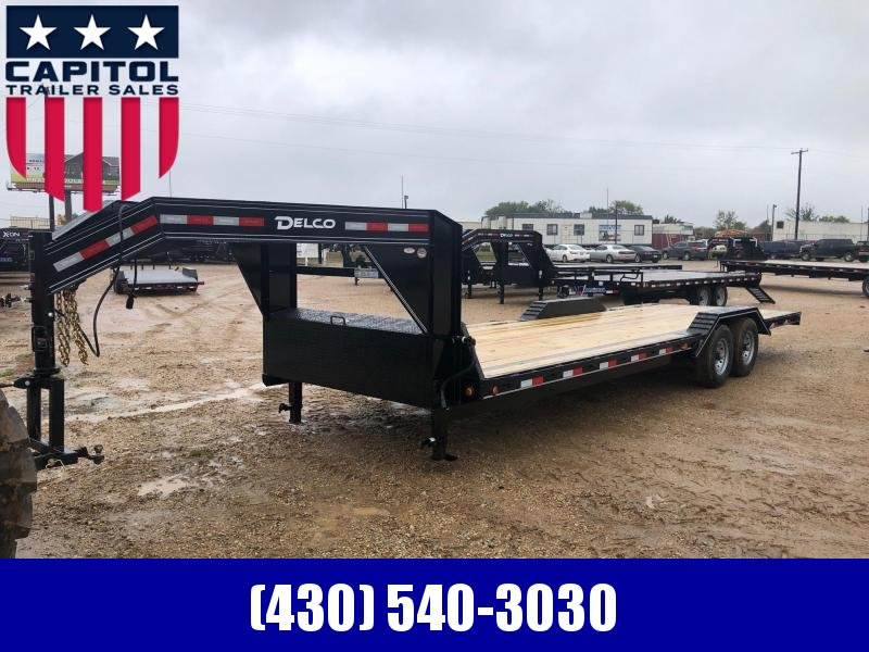 2019 Delco Trailers GC102X2627K Car / Racing Trailer