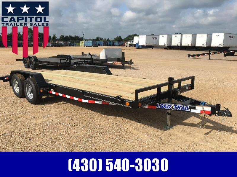 2019 Load Trail CH10 Carhauler 83 x 20 Car / Racing Trailer