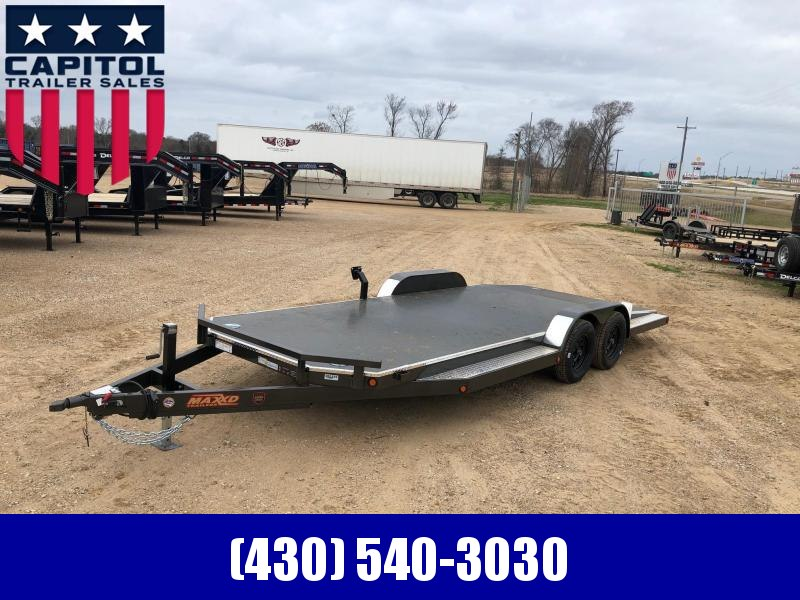 2019 MAXXD N5X - 5 Tubing Car Hauler Car / Racing Trailer