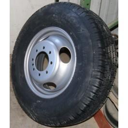 Tire & Wheel Dual 235/16 4.77 Pilot