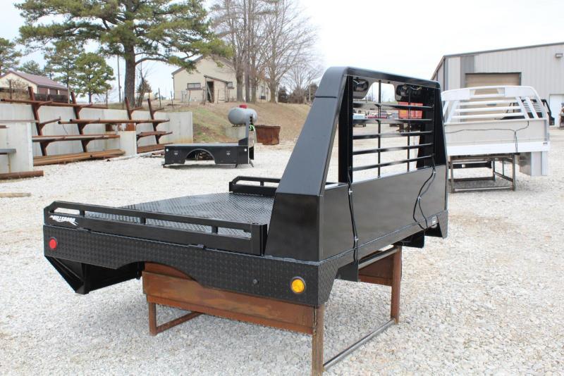 2019 Hillsboro Industries GII Truck Bed