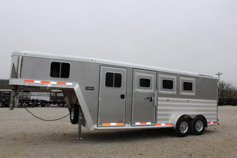 2018 Featherlite 8542 3 Horse Trailer
