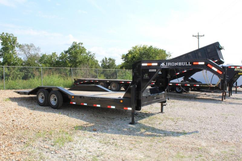 2018 Norstar TLG0222072 Equipment Trailer