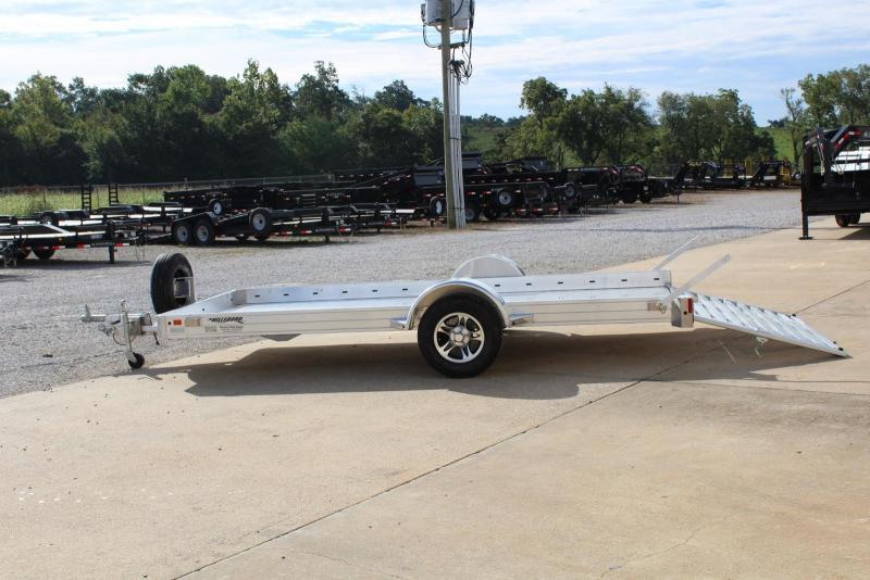 2019 Hillsboro Industries AU7814 Utility Trailer