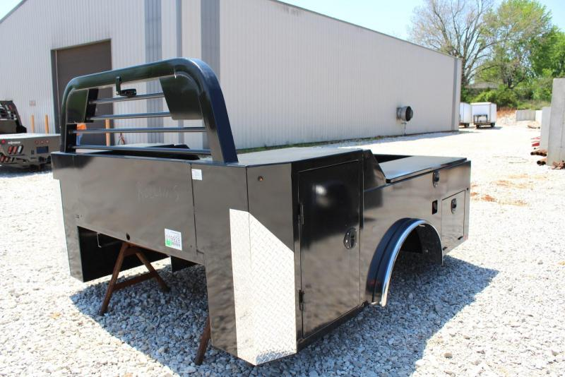 2018 Norstar SD094906002 Truck Bed