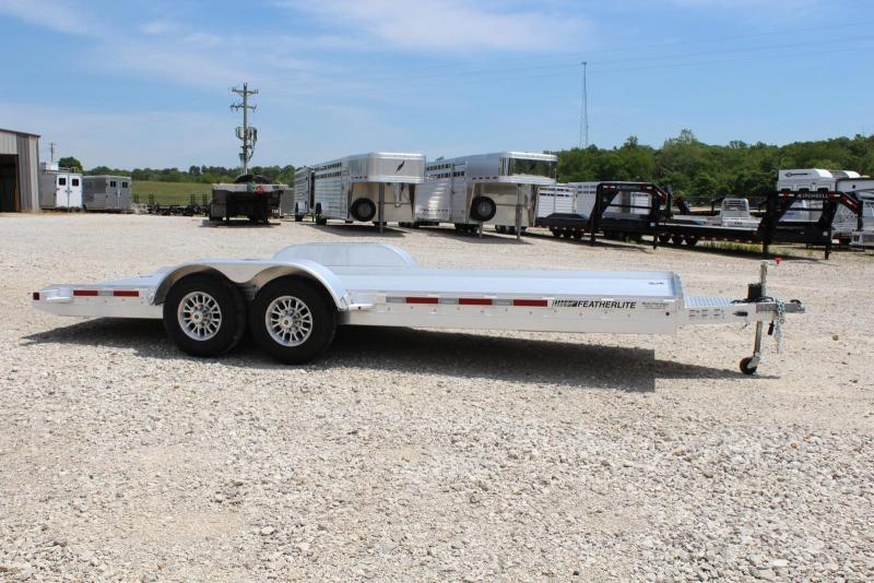 2020 Featherlite 3110-0020 Equipment Trailer