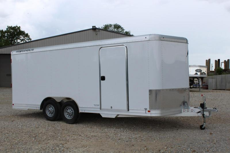 2018 Featherlite 4926-0020 Car / Racing Trailer