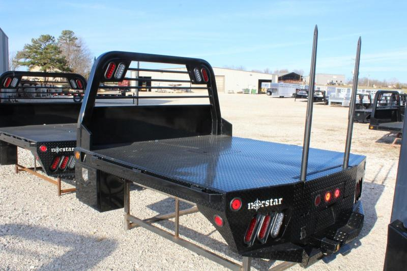 2019 Norstar SR Hay Truck Bed