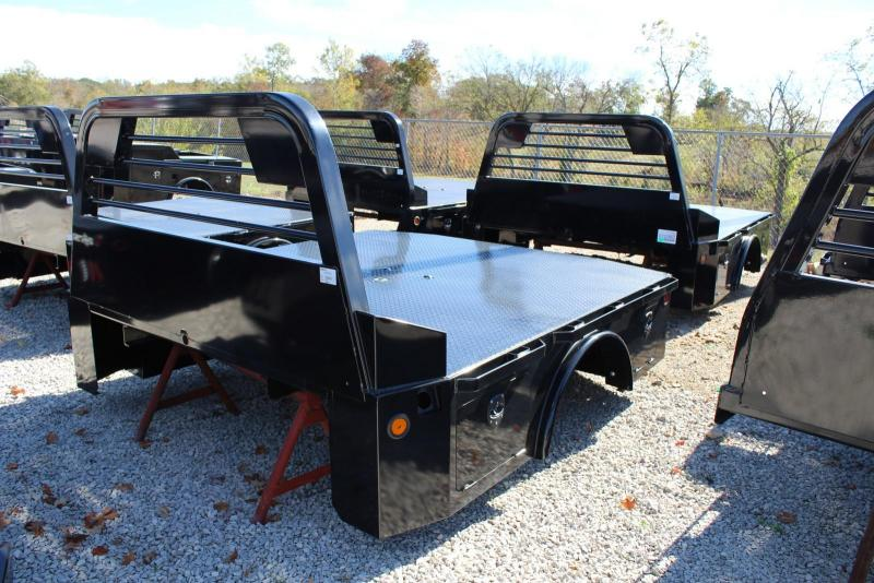 2017 Norstar ST Truck Bed