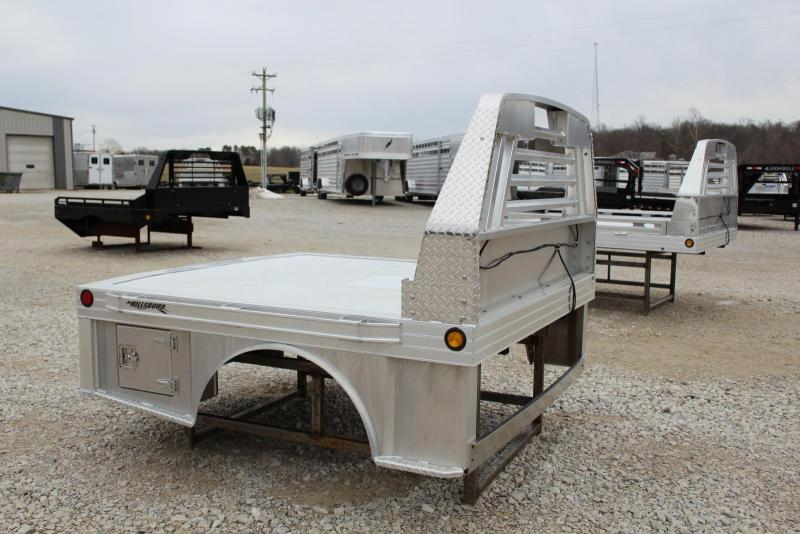 2019 Hillsboro Industries 3500 Truck Bed