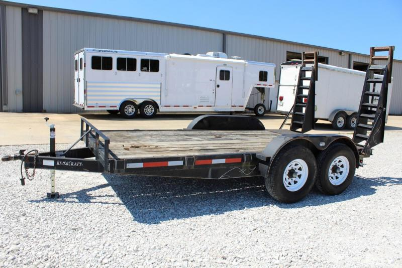 2005 Other 83x14' Equipment Trailer