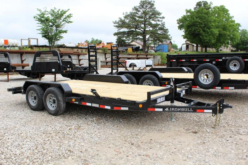 2018 Norstar ETB8316052 Equipment Trailer
