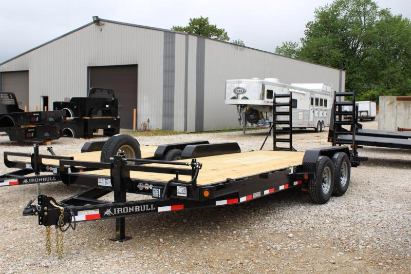 2018 Norstar ETB8322072 Equipment Trailer