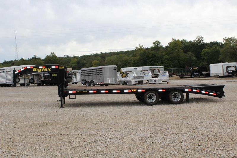 2013 Big Tex Trailers 22GN-205 Flatbed Trailer