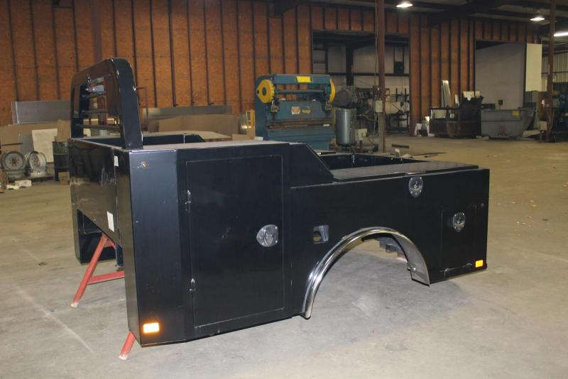 2018 Norstar SD Truck Bed