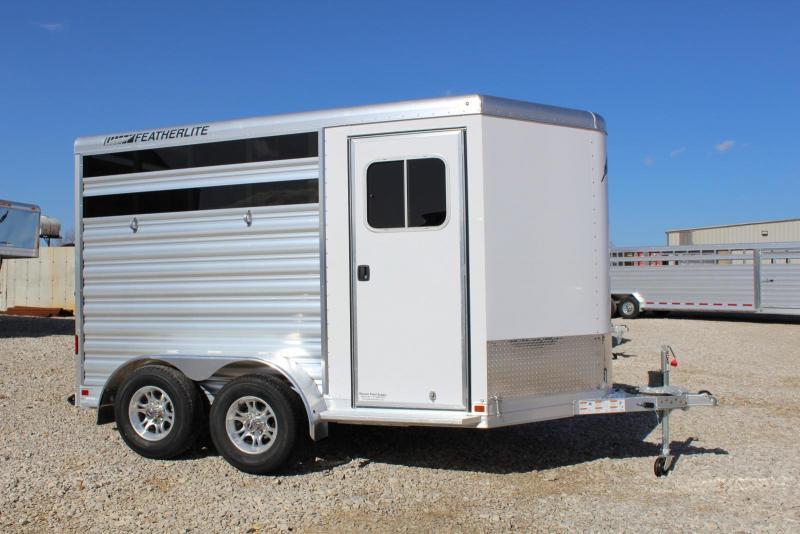 2018 Featherlite 9651-211B Stock Combo Trailer