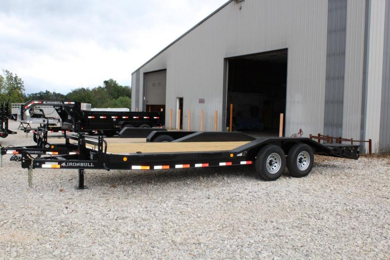 2018 Norstar ETB0222072 Equipment Trailer