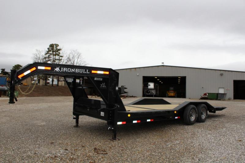2018 Iron Bull TLG0222072 Equipment Trailer