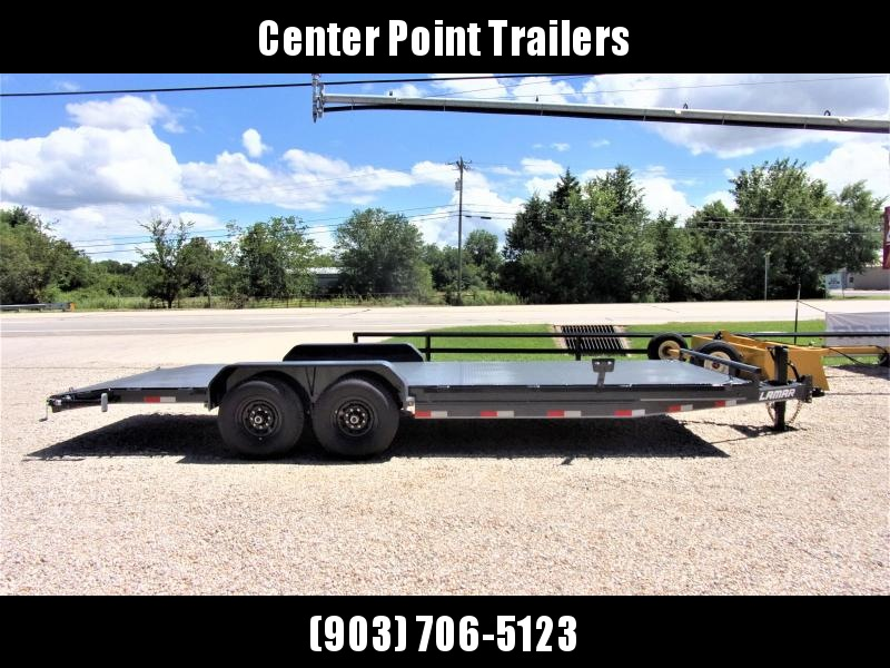 "2019 LAMAR 83"" X 22' EQUIPMENT HAULER GVWR 14K"