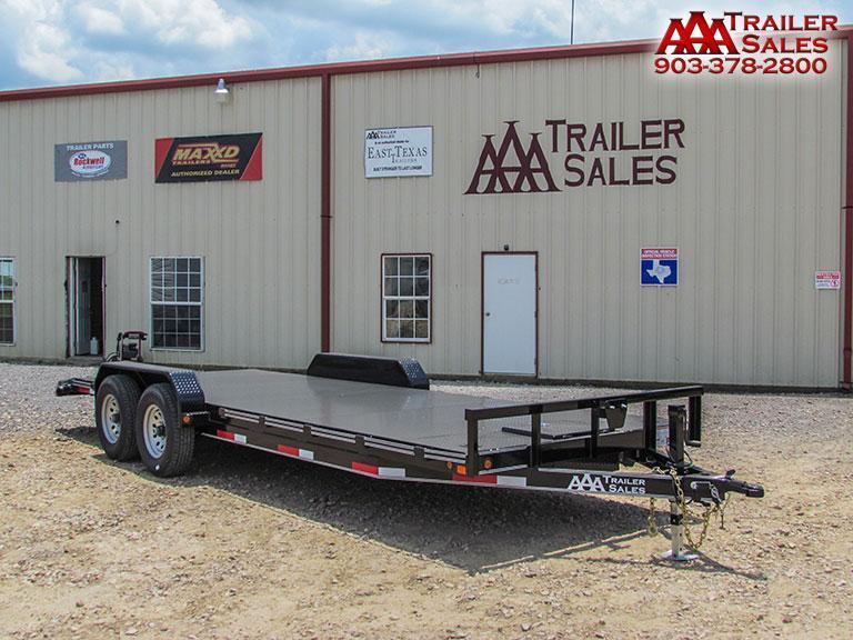 """2018 Car Hauler / Racing Trailer 83""""x22' GVWR 12000"""
