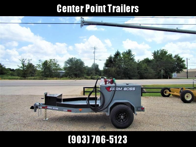 2019 Farm Boss FB350 Tank Trailer 350 Gal GVWR 5K