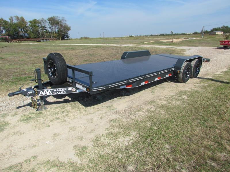 "2017 Car Hauler / Racing Trailer 83""x22' GVWR 12000 